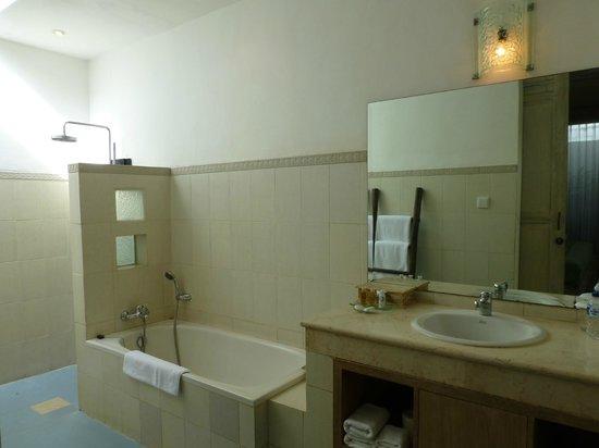 Artemis Villa and Hotel: Bath room