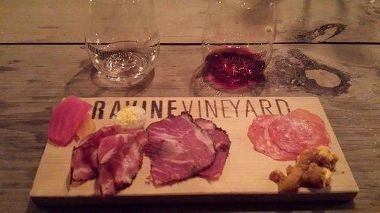 Ravine Vineyard Estate Winery: The Pairing