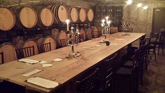Ravine Vineyard Estate Winery: Ready for the pairing