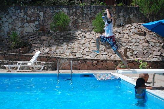 Al Poggetto: swim and dive