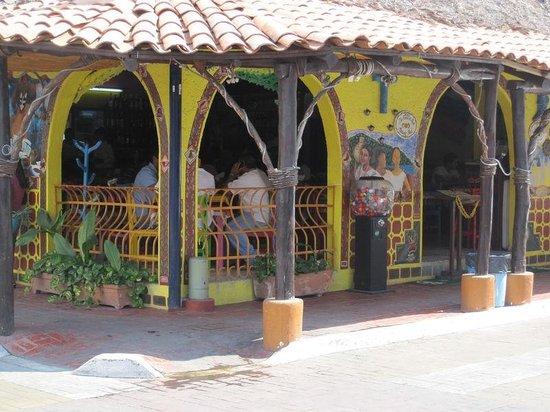 Tamales y Atoles Any (Restaurantes Mexicanos Any): Tamales y Atoles Any from the street.