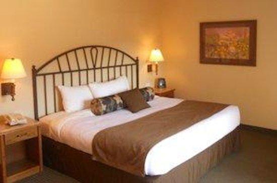 Matterhorn Inn: One King Bed