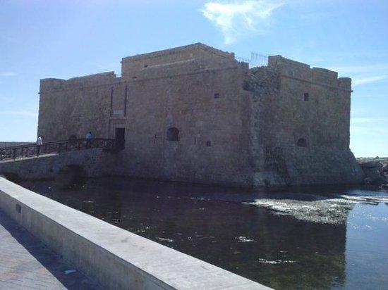 Paphos Harbour Castle: castle