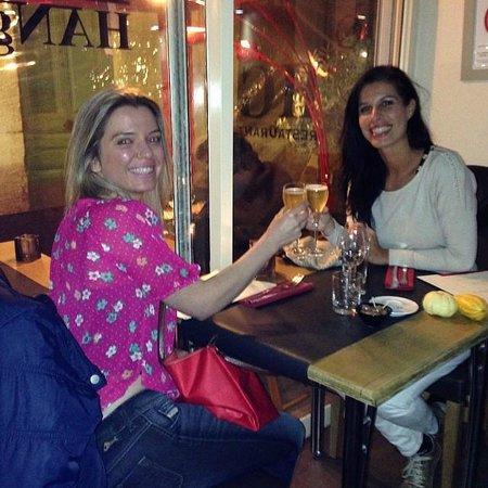 HANgoût Restaurant: hangout