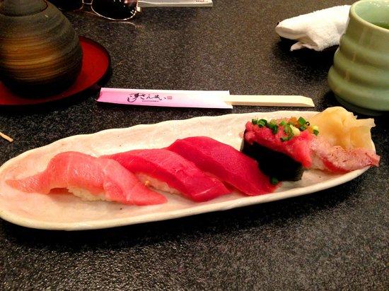 Sushizanmai Ueno: Sushi