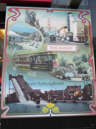 Haight Street: the haight