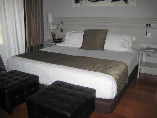 Hotel Preciados: Great bed!