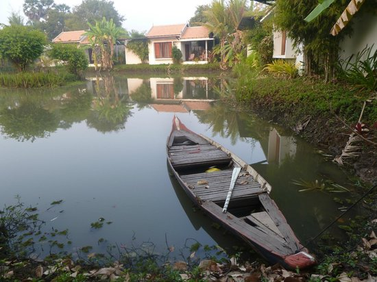 Battambang Resort: Lake Side Villa