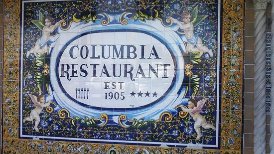 The Columbia Restaurant: Columbia Restaurant Entry