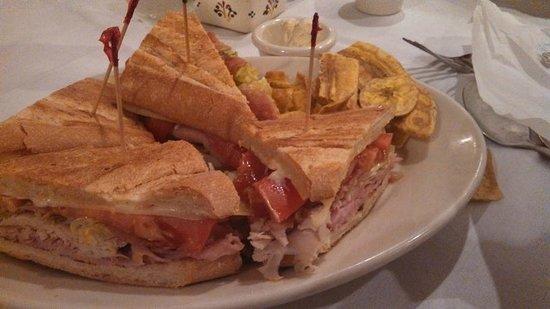 Columbia Restaurant: Turkey Club