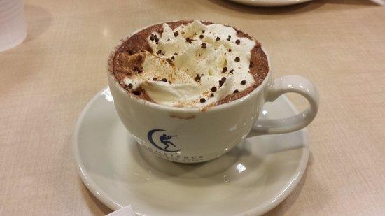 Moonstruck Chocolate Cafe: Milk Mayan Hot Cocoa