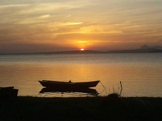 Aracatibinha Beach: .