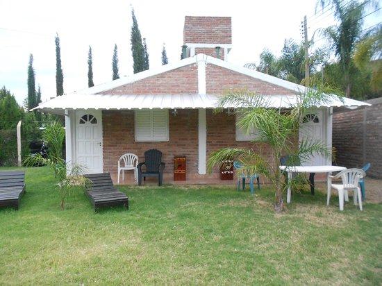 Cabanas Valle San Miguel