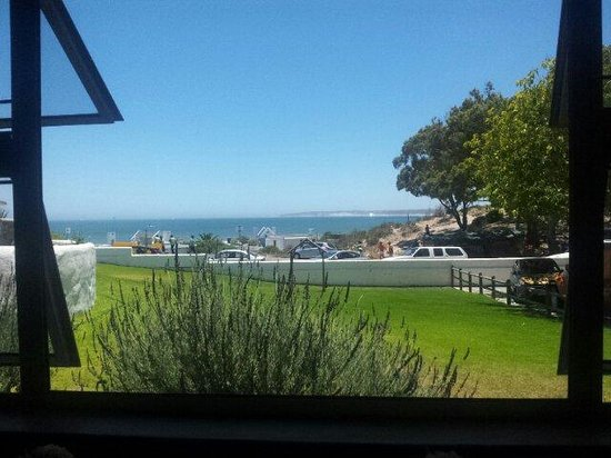 Paternoster Hotel : View from our room