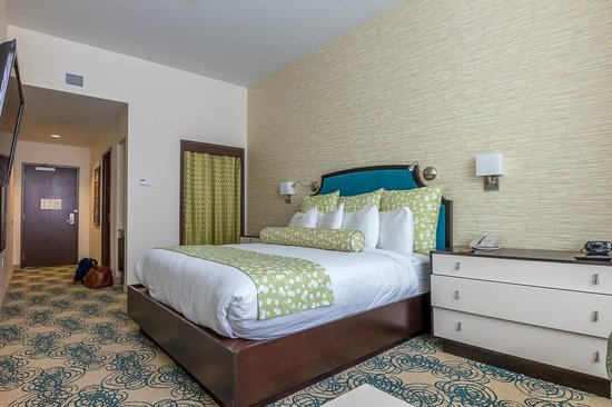 Hotel Skyler Syracuse, Tapestry Collection by Hilton: King bed room
