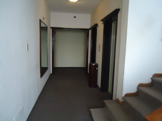 Ermitage Hotel: escadas