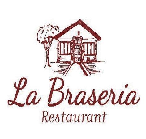 La Braseria: Logo