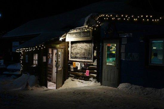 Bullocks' Bistro : Bullocks, Yellowknife, NWT