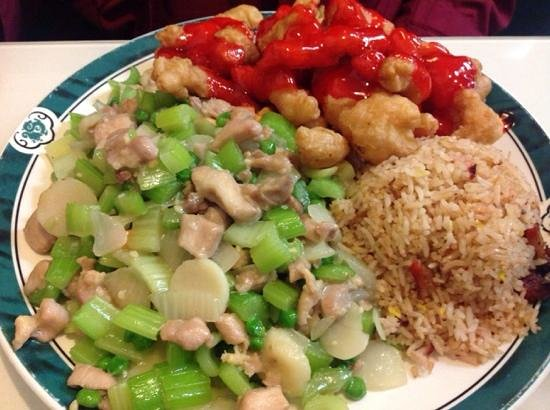 Canton Wok: Sweet & Sour Chicken
