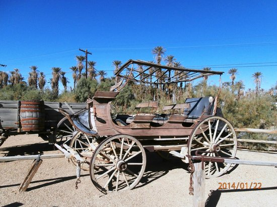 Stovepipe Wells Village: Old Stagecoach