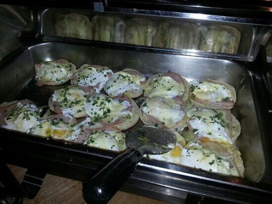 Seafood Shack of Tennessee: Great eggs Bennett