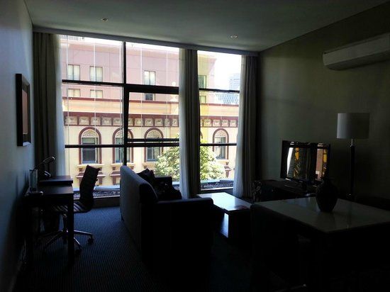 Meriton Serviced Apartments Campbell Street: View