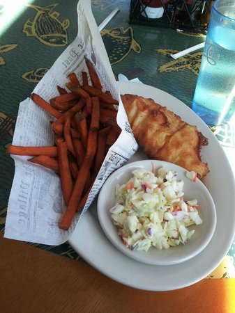Steamers Clam Bar & Grill: Fish and Chips