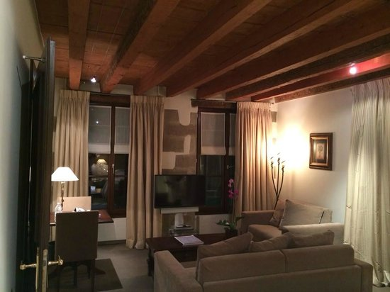 Hotel Les Armures: Junior Suite