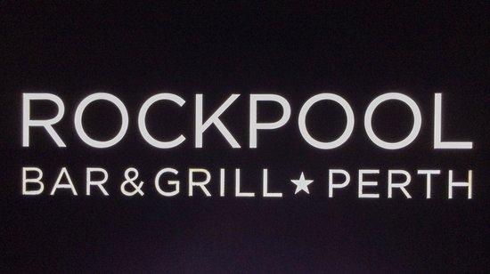 Rockpool Bar & Grill: Rockpool