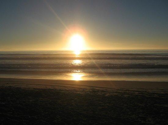 Playas de Tijuana: sunset