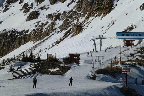 "Snowbird Ski and Summer Resort: ""Border control' between Alta and Snowbird"