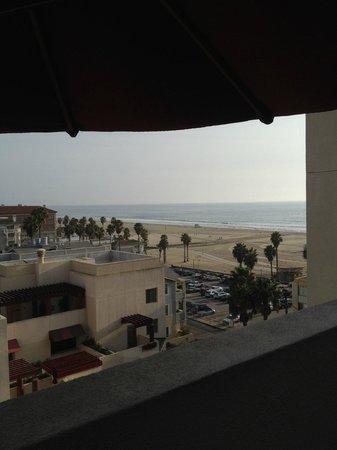 JW Marriott Santa Monica Le Merigot : Room 616 Balcony