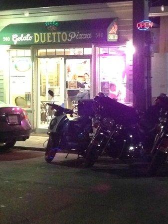 Duetto Pizza and Gelato : Duetto