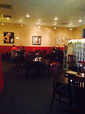 Alessandra's Italian Eatery: Dining area