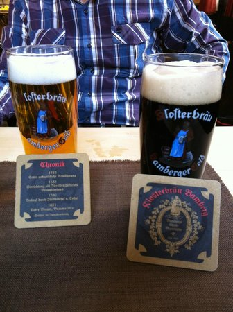 Klosterbräu Bamberg Gaststätte: Klosterbrau Bamberg Gaststatte