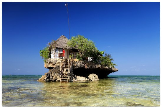 Photo of African Restaurant The Rock at Michanwi Pingwe Beach, Pingwe 753, Tanzania