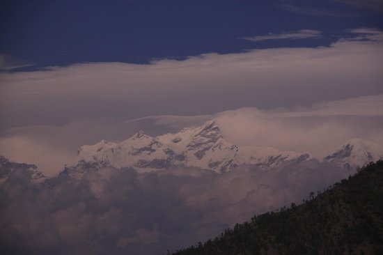 Club Himalaya: View from the terrace