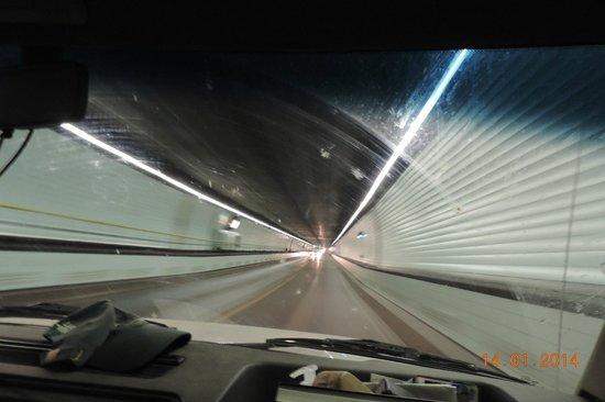 Tunel Subfluvial Parana - Santa Fe