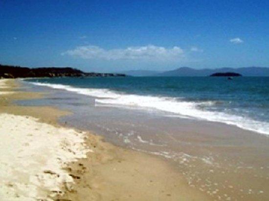 Praias Brancas: Playa de Cachoeiras
