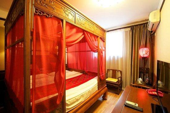 Xiao Yuan Alley Courtyard Hotel: 客房