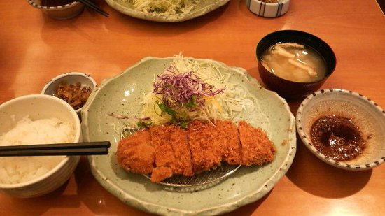 Tonkatsu Ganko Sannomiya