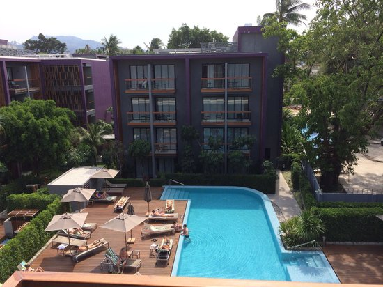 Holiday Inn Express Phuket Patong Beach Central: Great view