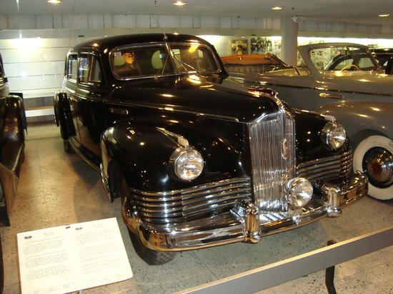 Fine Old Car Collection Picture Of The National History Museum