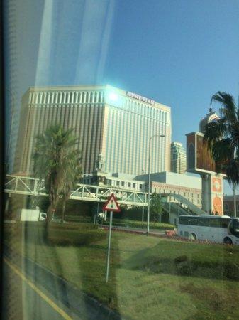 The Venetian Macao Resort Hotel: 1