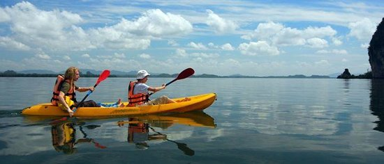 Lanta Sea breeze Kayak