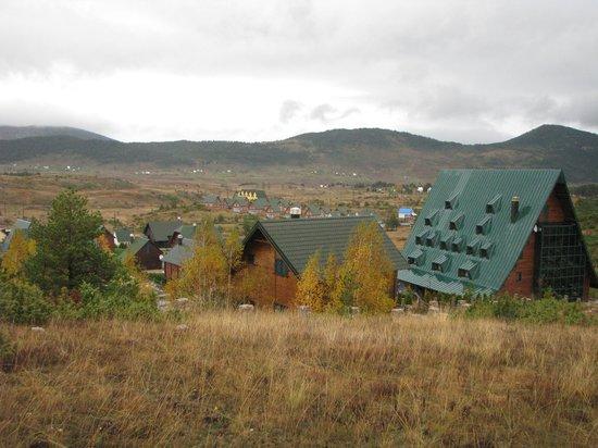 Hotel Polar Star: Ski fields in the winter