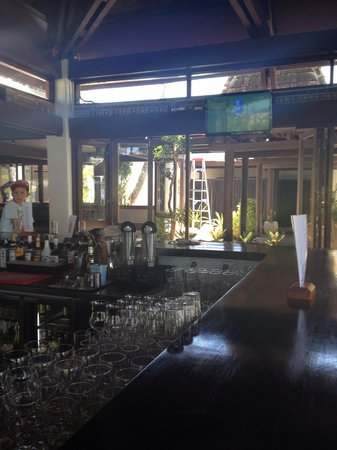 Treasure Island Resort : Bar