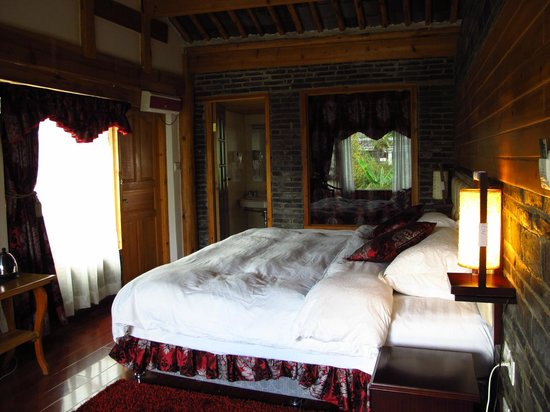 The Bruce Chalet : Room