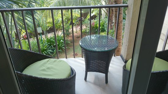 Royal Orchid Beach Resort & Spa, Goa: Balcony