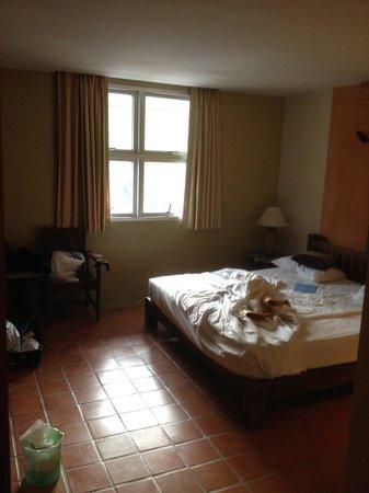 Baan Bandalay: 部屋はまずまずだが、シャワー設備は良くない
